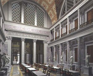 Rome_Library